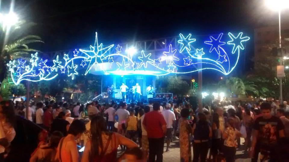 Decoração natalina atrai atenção dos moradores e visitantes de Dracena